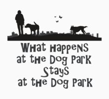 What happens in dogpark? Kids Clothes