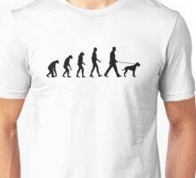 Evolution Dog Unisex T-Shirt
