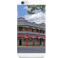 Great Northern Hotel, South Grafton, New South Wales, Australia, (panorama) iPhone Case/Skin