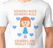 GINGERS ROCK Unisex T-Shirt