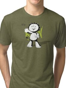 """Kon - Bleach """"Baka"""" Tri-blend T-Shirt"""