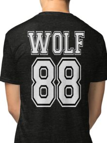 ♥♫WOLF 88-Splendiferous K-Pop EXO Clothing & Cases & Stickers & Bags & Home Decor & Stationary♪♥ Tri-blend T-Shirt