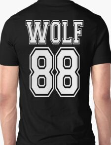 ♥♫WOLF 88-Splendiferous K-Pop EXO Clothing & Cases & Stickers & Bags & Home Decor & Stationary♪♥ Unisex T-Shirt
