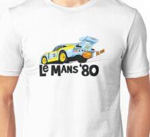 Porsche  935 K3 Le Mans 1980 Unisex T-Shirt