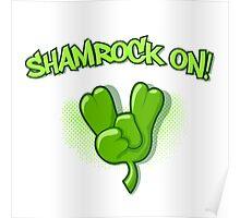 Shamrock On Poster