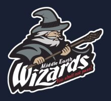 Middle Earth Wizards by Buby87