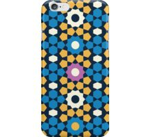 Arabic geometric pattern iPhone Case/Skin
