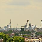 View on Rotterdam by MaartenMR