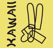 Shirt #60 / 100 - Kawaii by Ryan Dell