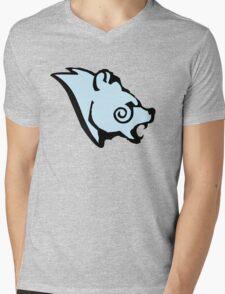 Stormcloak Emblem Mens V-Neck T-Shirt