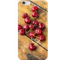 Fresh Cherry iPhone Case/Skin