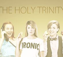 Holy Trinity by alexisalion