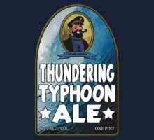 Haddock's Thundering Typhoon Ale by CrookBu41