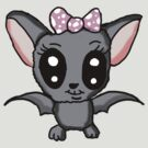 Cute bat  by Rajee