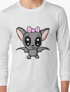 Cute bat  Long Sleeve T-Shirt