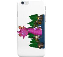 Chibi Baron iPhone Case/Skin