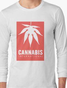Cannabis International tee T-Shirt