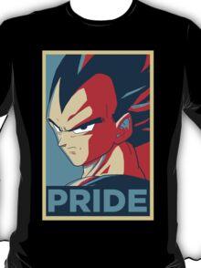 Vegeta's pride! T-Shirt
