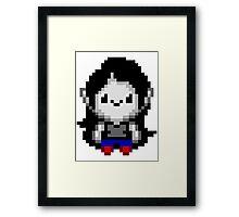 Chibi Marceline Framed Print