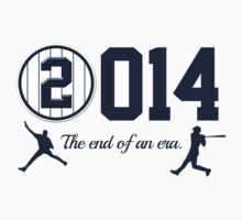 New York Yankees Derek Jeter Retirement Tribute T-Shirt by jkokotoff