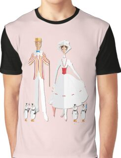 Holiday with Mary Graphic T-Shirt