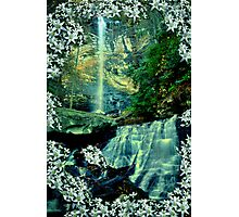 Little Edelweiss Falls Photographic Print