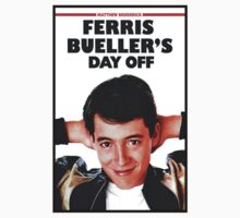 Ferris Bueller's Day Off by Slave UK