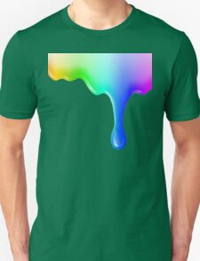 Liquid colored T-Shirt
