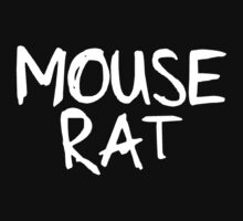 mouse rat  by kreckmann