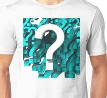 Many question Unisex T-Shirt