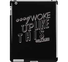 Flawless iPad Case/Skin
