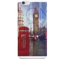 London city iPhone Case/Skin