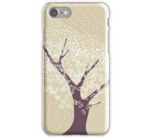 The National - Cherry Tree [w lyrics] iPhone Case/Skin