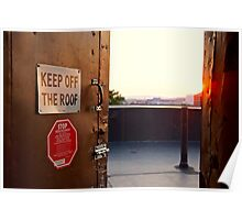 Keep Off  Poster