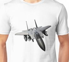 F15 Eagle Aircraft Unisex T-Shirt