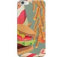 RIP lunch iPhone Case/Skin