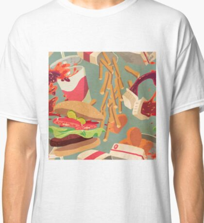 RIP lunch Classic T-Shirt