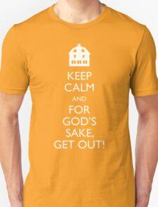 Keep Calm The Amityville Horror Unisex T-Shirt