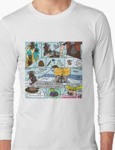 Fus-Kan-Doo Long Sleeve T-Shirt