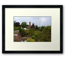 Blairgowrie Old Parish Kirk Framed Print