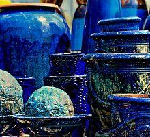 """ Thru Blue "" by canonman99"