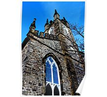 Stone Church I Poster