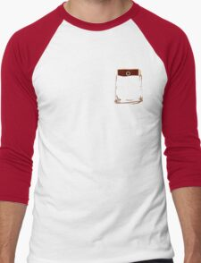 Being Theodore Twombly Men's Baseball ¾ T-Shirt