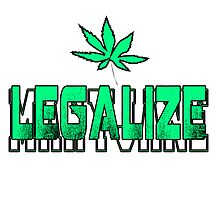 Legalize-Marijuana-Mary Jane-#1 by heckler