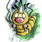 Weedle by StuffHobo