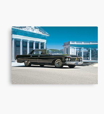 1963 Chrysler Imperial Canvas Print
