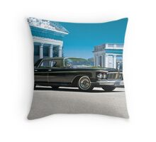 1963 Chrysler Imperial Throw Pillow