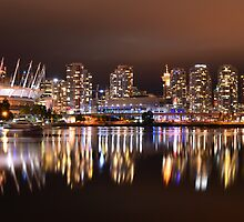 Vancouver Downtown by Ryan McEwan