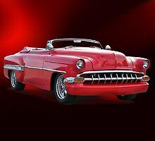 1954 Chevrolet Custom Convertible by DaveKoontz