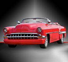 1954 Chevrolet 'Cherry Bomb' Custom Convertible by DaveKoontz